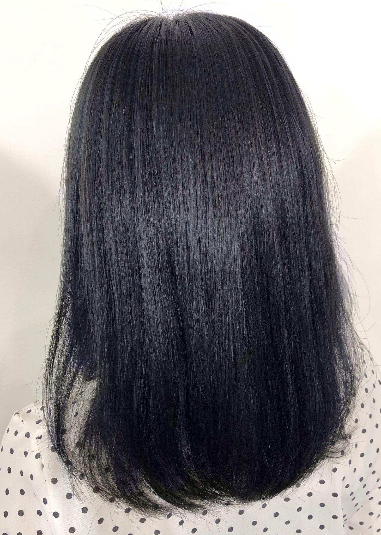 ★☆抜けても可愛い☆★ダークブルージュで大人かわいい艶髪ヘア